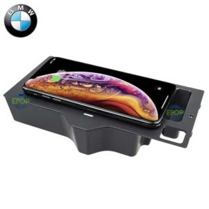 BMW X4 Wireless Charging