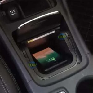Mercedes a class wireless charging