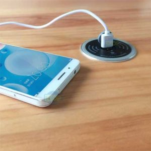 embed wireless charger