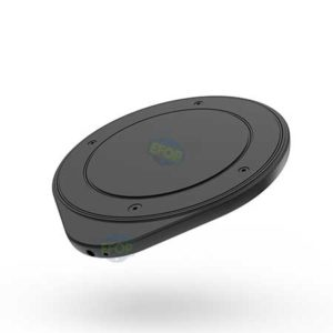 Desk wireless charger