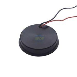 Hidden wireless charger