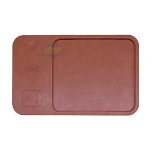 wireless charger mouse mat