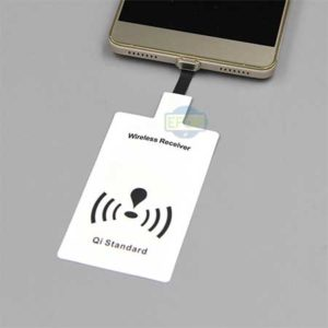 diy wireless charging receiver