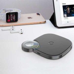 qi Wireless Charging Station